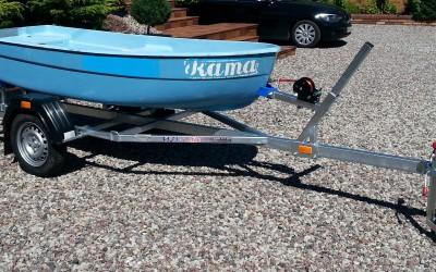 LS 486 łódź 3m