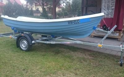 LS 486 łódź 4m