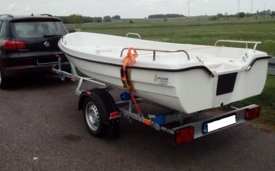 ls486 łódź 3,6m