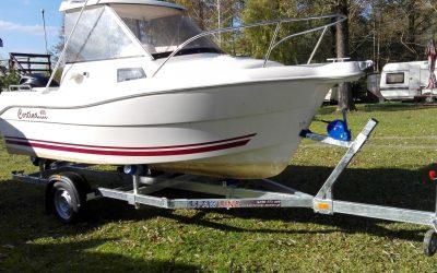 LS6019  łódź 4,8m