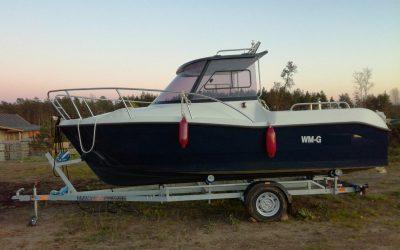 ls6019 łódź 5,5m