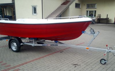 LS 5517 łódź 4,5m